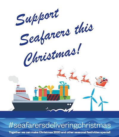 #SeafarersDeliveringChristmas